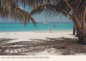 Seven-Mile Beach, Grand Cayman , B.W.I. , 50-70s
