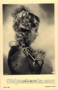 Lilian Harvey Unused