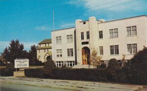 Canadian Nazarene College , RED DEER , Alberta , Canada , 50-60s