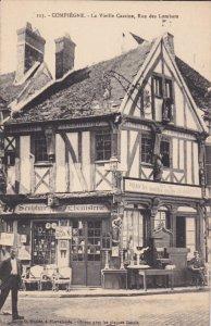 COMPIEGNE, Oise, France, 1900-1910's; La Vieille Cassine, Rue Des Lombars