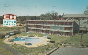 CHESTNUT HILL , Mass. , 1959 ; CH Motor Hotel