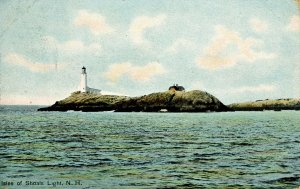 NH - Isles of Shoals. Lighthouse