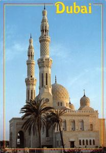 United Arab Emirates Dubai Jumaira Mosque