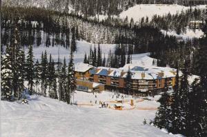 Apex Alpine Village Centre, 30 km from Penticton, British Columbia, Canada, 5...