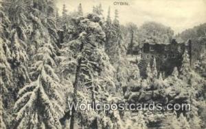 Oybin Germany, Deutschland Postcard  Oybin