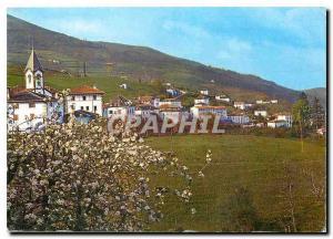 Postcard Modern Valcarlos Navarra Vista panoramica