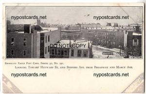 Heyward St & Bedford Ave, Brooklyn NY