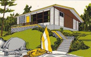 Canada Maisons Monterey Homes Picard MK 1 Model Quebec