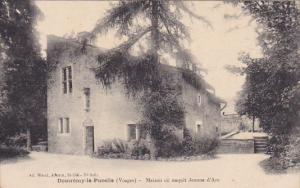 Domremy, France, 00-10s ; Maison ou naquit Jeanne d´Arc