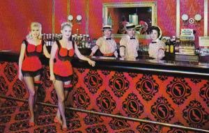 Missouri Springfield Holiday Inn Red Slipper Cocktail Lounge