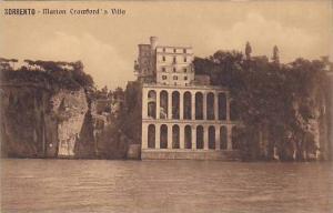 Marion Crawford's Villa, Sorrento (Napoli), Campania, Italy, 1900-1910s