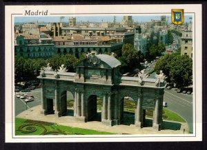 Alcala Door,Madrid,Spain BIN