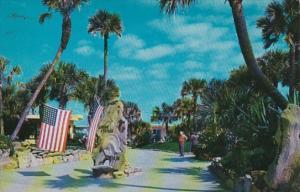 Florida Marineland Entrance To Marine Studios