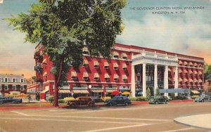 Goveror Clinton Hotel and Annex Kingston, New York