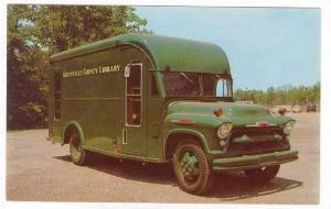 Greenville Public Library Truck, South Carolina, 1940-60s