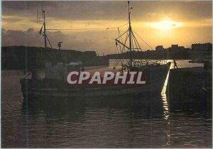Modern Postcard Saint Gilles Croix de Vie Vendee Port Fishing Boat