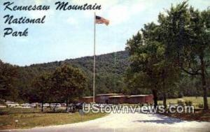 Kennesaw Mnt. National Battlefield Park Marietta GA Unused