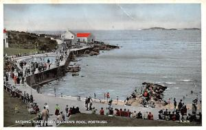 Portrush Ireland Bathing Place and Children's Pool Portrush Bathing Place and...