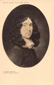 Andrew Marvell Painting, National Portrait Gallery, poet, politician, satirist