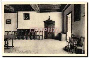 Monastery of the Grande Chartreuse - Dining Room of the Prior General - Old P...