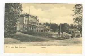Kurhaus, Gruss Aus Bad Nauheim (Hesse), Germany, 1900-1910s