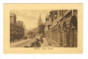 View Of High Street, Oxford (Oxfordshire), England, UK, 1900-1910s