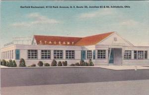 Ohio Ashtabula Garfield Restaurant
