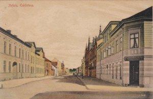 Sweden Nyfors Eskilstuna Street Scene sk4475