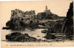CPA Ile de BRÉHAT - Le Phare du Paon (243387)