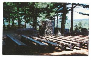 Cathedral of the Pines Pulpit Choir Mound Rindge NH