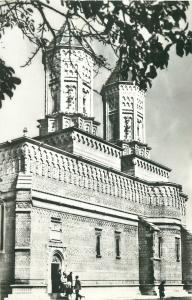 Romania Iasi biserica Trei Ierarhi details