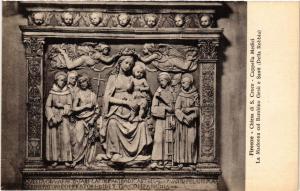CPA AK FIRENZE Chiesa di S. Croce Cappella Medicea ITALY (501797)