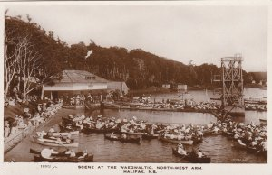 RP, HALIFAX , Nova Scotia, Canada , 1900-10s , Waegwaltic