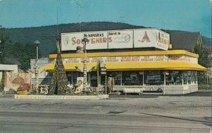 SALAMANCA , New York , 1962 ; McNAMARA'S DRIVE IN Store