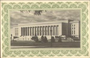 Buenos Aires Argentina Philatelic Exposition Used 1956 Postcard Cover #1