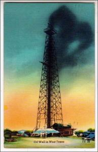 Oil Well in West TX