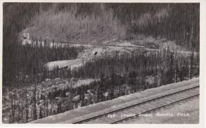 RP: FIELD, British Columbia, Canada; Lower Spiral Tunnel, Canadian Pacific Ra...