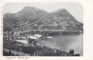 Lugano e Monte Bre. , Switzerland , 00-10s