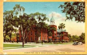 Florida Deland Elizabeth Hall Stetson University 1946 Dexter Press