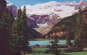 Lake Louise Banff National Park British Columbia Canada