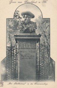 Gruss Aus Frankfurt A. Main (Hesse), Germany, 1890s ; Der Lachhannes in der...