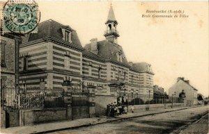 CPA RAMBOUILLET - École Communale de Filles (246607)