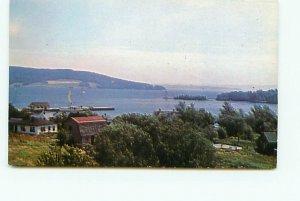Buy Postcard Beinn Bhreah Baddeck Cape breton Nova scotia canada