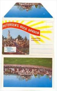 Petersen's Rock Garden, Redmond, Oregon, 40-60s