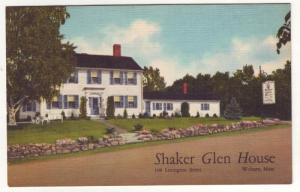 P168 JL 1915-30 postcard shaker glen house wolburo mass