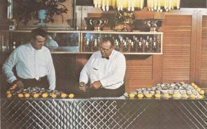 BILOXI , Mississippi, 50-60s ; Oysters! ; Cabana Beach Motel, Sea-n-Sirloin Rest