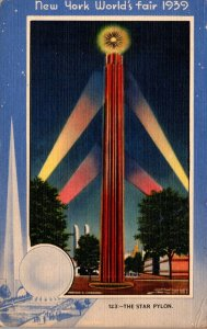 New York World's Fair 1939 The Star Pylon 1939
