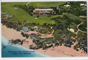Mid-Ocean Club & Golf Course, Tuckers Town, Bermuda