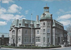 L'Hotel de Ville , SAINT-HYACINTHE LA JOLIE , Canada , 1950-60s