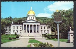 State Capitol,Montpelier,VT